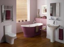 5แบบห้องน้ำสวย มีสไตล์ ตกแต่งอย่างเรียบง่าย