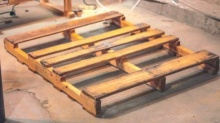 ทึ่ง!! DIY ไม้พาเลทเก่า เอามาเป็นของตกแต่งบ้านที่ทำได้ง่าย แถมประหยัดงบอีกด้วย