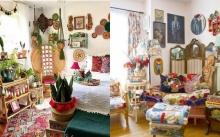 แต่งบ้านสไตล์คนรักงานศิลป์!! ไอเดียแต่งห้องในสไตล์โบฮีเมียน