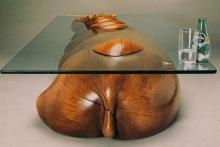 ไอเดียโต๊ะสุดเจ๋งที่ทำออกมาเหมือน สัตว์ที่กำลังโผล่พ้นจากน้ำ เห็นแล้วอยากได้!!!