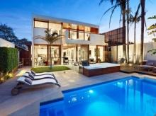 แจกแบบบ้านฟรี บ้านพักตากอากาศ2ชั้น Modern – Blow house