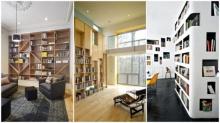 """14ไอเดีย """"ชั้นหนังสือ"""" สไตล์โมเดิร์น สวยงาม และเป็นมุมพักผ่อนให้คนในบ้าน"""