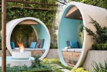 บ้าน-สวนต้องเก๋ๆ นี่สิไอเดียเปลี่ยนสวนนั่งชิลล์เป็นสวรรค์