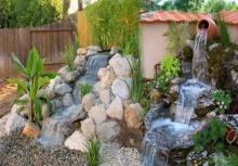 ร้อนๆแบบนี้กับ10ไอเดียทำบ่อน้ำและบ่อน้ำตกเก๋ๆในบ้านกัน!!