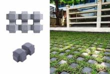 6 ไอเดีย 'บล็อกปลูกหญ้า' เติมความสดชื่นให้เต็มพื้นที่รอบบ้าน