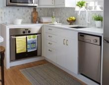 8 เคล็ดลับตกแต่ง 'ห้องครัวขนาดเล็ก' ขยายพื้นที่ใช้สอย