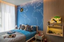 แต่งห้องนอนเด็ก…ไม่เล็กจินตนาการ