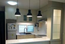 4 ไอเดีย 'ชุดครัวบิวท์อินรูปตัวยู' (U-Shape) เพิ่มฟังก์ชันการใช้งานให้เต็มพื้นที่