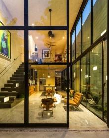 ไอเดีย ที่ดินหน้าแคบและยาว ก็สร้างบ้านสวยๆได้นะเนี่ย