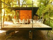 แบบบ้านชั้นเดียวตกแต่งทันสมัย ในบรรยากาศธรรมชาติ