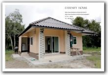 """คุ้มสุดๆ แบบบ้าน """"Eco House"""" 2 ห้องนอน 1 ห้องน้ำ กับราคาแค่ 3 แสนกว่าบาท บอกเลยงานนี้คุ้ม!"""