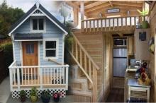 แบบบ้านขนาด 200 ตารางเมตรเล็กแต่แจ๋ว