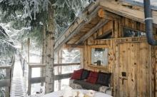 แบบบ้านต้นไม้รูปทรงเรียบง่าย เน้นการอยู่อาศัยอย่างสบายใจ