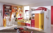 10 ไอเดีย ห้องนอนสำหรับเด็ก ในรูปแบบและสีสันของความเป็นโมเดิร์น