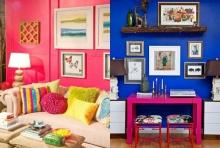 เปลี่ยนห้องเดิมให้ดูสดใสขึ้น ด้วยการเล่นสีให้ได้อารมณ์ !