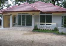 (รีวิว)บ้านชั้นเดียว สวยเรียบแข็งแรงอยู่สบายด้วยงบ 900,000 บาท