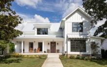 บ้านสไตล์คันทรี่สีขาว อบอุ่น อ่อนโยน น่าสัมผัส
