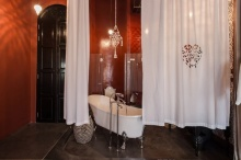 ไอเดียแต่งห้องน้ำด้วยอ่างอาบน้ำ