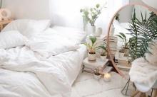 ไอเดียห้องนอนสีขาว สงบสบายตาทุกเวลา!!