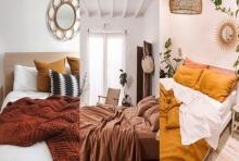 รวมไอเดียตกแต่งห้องนอนด้วยสี WARM TONE อบอุ่นทุกครั้งเวลานอนหลับ
