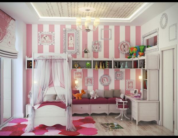 รวมไอเดีย!! แต่งห้องน่าอยู่สำหรับสาวๆ เบื่อห้องเดิมๆกันมั้ย? ลองจัดใหม่ดูสิ