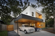 สร้างบ้านทันสมัย ใส่ใจต้นไม้และธรรมชาติ