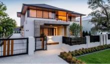 บ้านสวยสองชั้นสไตล์โมเดิร์นสุดหรู โดนใจคนรักธรรมชาติ