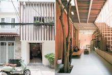 บ้านเล็กไม่อึดอัด แทรกตัวท่ามธรรมชาติอย่างลงตัว