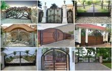 """15 ไอเดีย """"ประตูรั้ว"""" หลากหลายสไตล์ สร้างความภูมิฐานเสริมให้ตัวบ้านได้โดดเด่น"""
