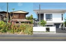 """เปลี่ยนบ้านไม้เก่าโทรมๆให้เป็น """"บ้านสไตล์มินิมอล"""" เนรมิตบรรยากาศที่ลงตัวและน่าอยู่"""