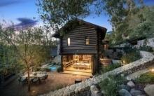 บ้านสวน ออกแบบเป็นบ้านสไตล์รัสติค