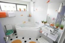 แบบห้องน้ำขนาดเล็กสำหรับบ้านที่พื้นที่น้อย