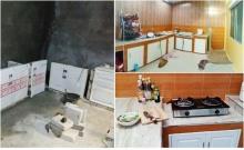 ต่อเติมห้องครัวหลังทาวน์เฮาส์ ในงบไม่เกิน 2 หมื่น