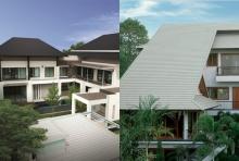 หลังคาที่ใช่ กับบ้านสไตล์โมเดิร์นอย่างไทย