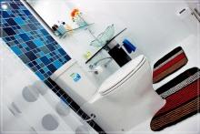 รีโนเวทห้องน้ำที่เก่าสุดๆ ให้กลายเป็นห้องน้ำสุดหรู
