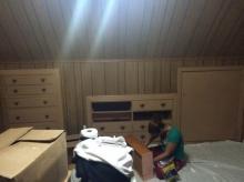 รีโนเวทห้องใต้หลังคาให้เป็นห้องนอนสุดสวย