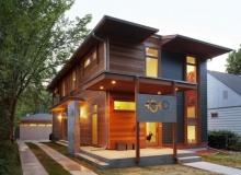 บ้านไม้รุ่นใหม่ หัวใจอีโค